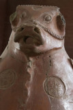 Kayseri Archaeological Museum Bull head jar september 2014 2235.jpg