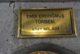 Kayseri Emir Erdogmus Turbesi september 2014 2377.jpg