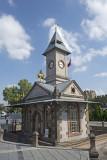 Clock tower in Kayseri