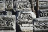 Perge architectonic fragments