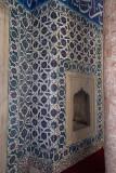 Istanbul Suleymaniye Mosque Grave Suleyman 2015 1234.jpg