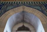 Istanbul Suleymaniye Mosque Grave Suleyman 2015 1238.jpg