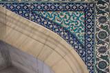 Istanbul Suleymaniye Mosque Grave Suleyman 2015 1241.jpg
