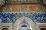 Istanbul Suleymaniye Mosque Grave Suleyman 2015 1252.jpg