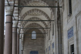 Istanbul Suleymaniye Mosque Inside court area 2015 1280.jpg