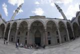 Istanbul Suleymaniye Mosque Inside court area 2015 1326.jpg