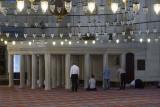 Istanbul Suleymaniye Mosque Interior 2015 1284.jpg