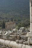 Ephesus Celsus Library from far October 2015 2832.jpg