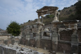 Ephesus Trajan Fountain October 2015 2682.jpg