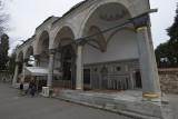 Çoban Mustafa Paşa Mosque Son cemaat yeri