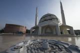 Istanbul Marmara University Faculty of Theology Mosque december 2015 5771.jpg