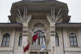Istanbul At Meydan Marmara University art gallery december 2015 5218.jpg