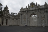Istanbul Dolmabahce exterior december 2015 5928.jpg