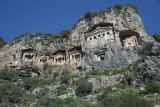 Dalyan Rock Graves