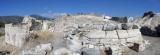 Rhodiapolis view near western city gate October 2016 0419 panorama.jpg