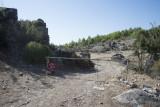 Rhodiapolis western side entrance area October 2016 0375.jpg