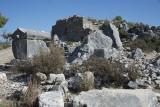 Rhodiapolis western side entrance area October 2016 0377.jpg