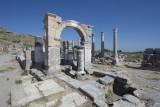 Perge Nymphaeum of Kestros area October 2016 9560.jpg