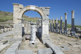 Perge Nymphaeum of Kestros area October 2016 9561.jpg