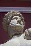 Antalya Museum Hadrian statue October 2016 9613.jpg