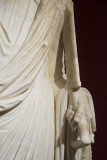 Antalya Museum Dressed woman statue October 2016 9680.jpg
