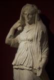 Antalya Museum Selene statue October 2016 9650.jpg