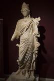 Antalya Museum Tykhe statue October 2016 9673.jpg
