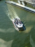 A cruise on the Thames from Big Ben down to the Tower Bridge