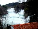 Krka Falls in Krka National Park