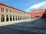 Split's version of St. Mark's square