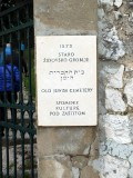 An old Jewish cemetery