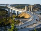 Rongesundet Bridge - Norway