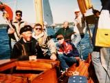Jens Evensen - med Winner Crew - Sydvesten - Vinner Færderseilasen -1997