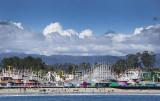 Santa Cruz CA Boardwalk