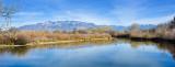 On Alameda Pond