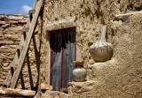 Old Pots, Acoma Pueblo