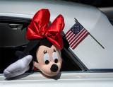 Minnie on Parade