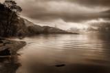 Manapouri Lake, New Zealand