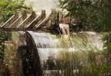 Village Water Wheel