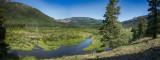 The Big Beaver Pond, Platoro, CO