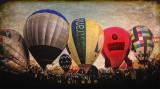 Albuquerque's International Hot Air Balloon Fiesta!