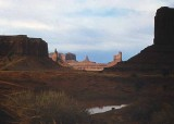 Monument Valley, 1968