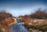 Winter Ditch, Bernardo Wildlife Management Area