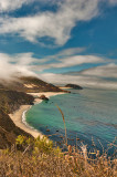 Looking South to Point Sur