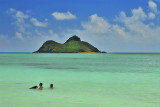 Lanikai, Oahu