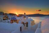 Santorini Morning