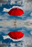 Red Umbrella #1