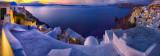 Sunrise Oia Panorama