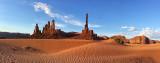 Totem Pole & Dunes