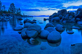 Tahoe at  Blue Hour